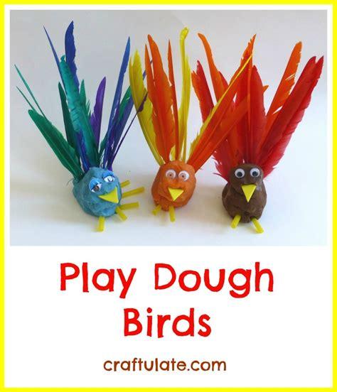 25 bird crafts and activities for children