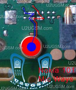 Nokia 100 Mic Problem Solution Jumper Ways