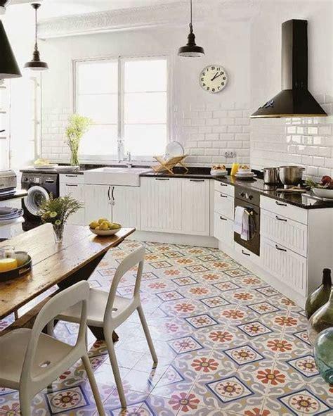 carrelage vintage cuisine comment décorer avec le carrelage ancien 62 photos pour