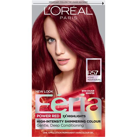 Loréal Paris Feria Multi Faceted Shimmering