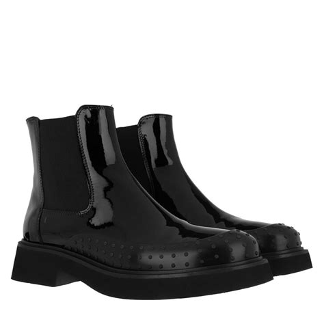 Tod's Chelsea Boots Leather Black in schwarz | fashionette