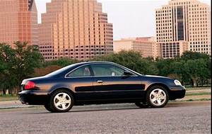 Used 2001 Acura Cl Pricing