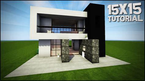 minecraft house tutorial  modern house  house