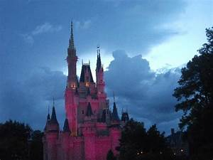 Castle at Night!! - Picture of Walt Disney World, Orlando ...