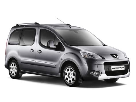 Peugeot Family by Peugeot Partner Tepee Quot Family Quot 2011