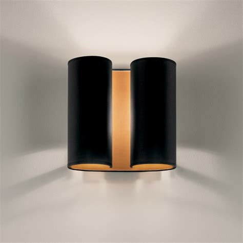 chelsom sconce wall light black from occa home