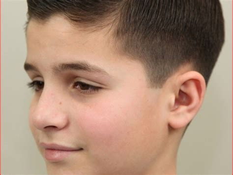 Hairstyles For 15 Year Old Boy Best Kids Hairstyle
