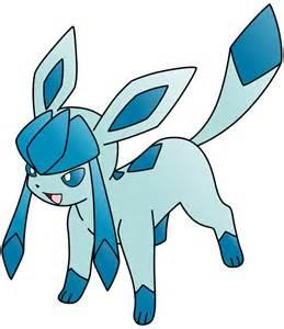 Pokemon Shiny Glaceon