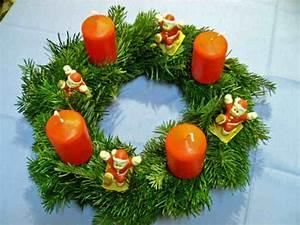 Adventskranz Selbst Binden : ein sch ner adventskranz einfach selbst gemacht advent dekoration weihnachtszeit basteln ~ Markanthonyermac.com Haus und Dekorationen