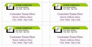 Business mailing labels business mailing label template for Business address labels templates