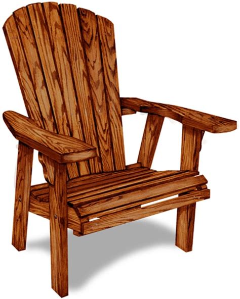 2 adirondack chair gs amish swings things