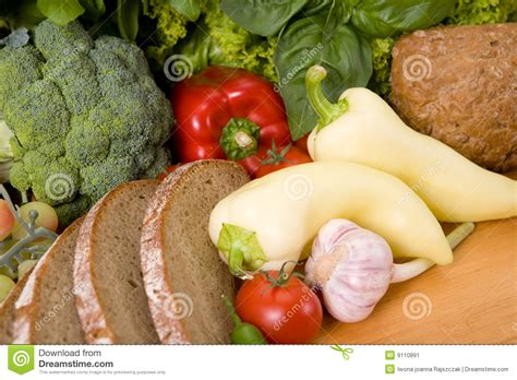 composition cuisine composition of food stock image image 9110891