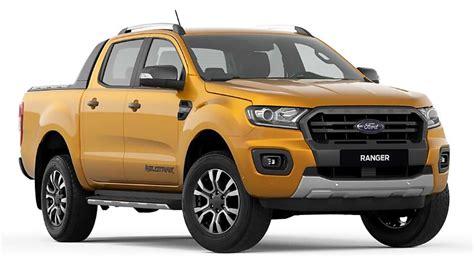 ford ranger  bi turbo colors  release