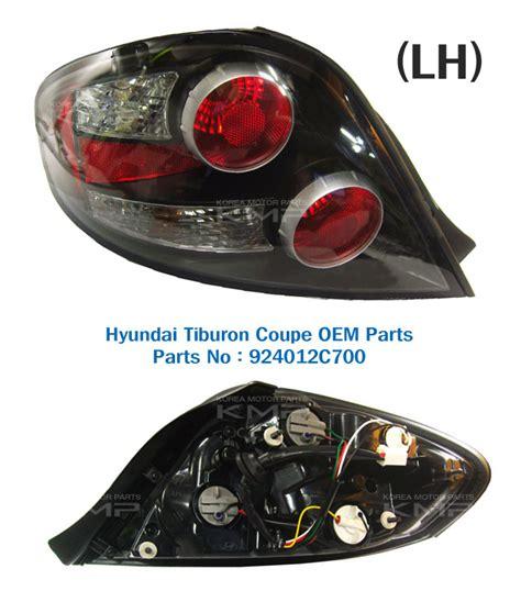 Hyundai Oem Parts by Oem Genuine Parts Rear Light L Lh For Hyundai 2007