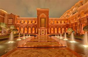 Emirates Palace Hotel, Abu Dhabi, UAE | Hotel Virtual Tours
