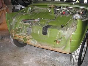 Restauro Fiat 126 1975