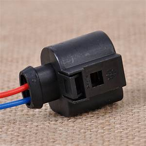 1j0973702 Electrical Harness 2 Pin Connector Plug Wiring