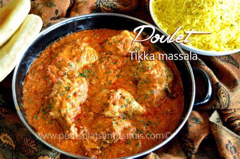 Il a également fourni sa propre explication simpliste de la création de ce plat : Poulet Tikka Massala | Petits Plats Entre Amis