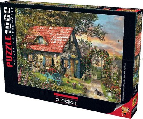 cadre puzzle 1000 pieces country shed 1000 anatolian puzzle