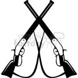 Crossed Rifle Clipart (75+)
