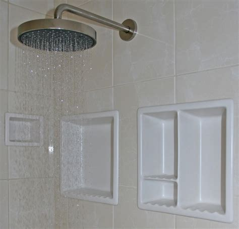 bathroom niche recessed shower shoo niche pictures of