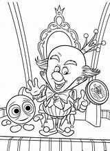 Coloring Pages Clown Scary Printable Popular sketch template