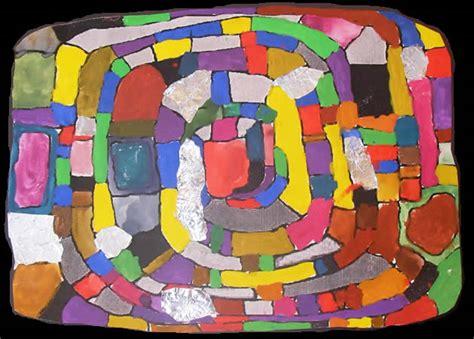 Bildnerische Erziehung In Der Volksschule Hundertwasser