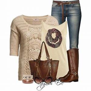 24 Nude and Brown Fashion Combinations in Fall Spirit ...