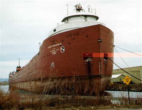 great lakes ship annual winter lay  list