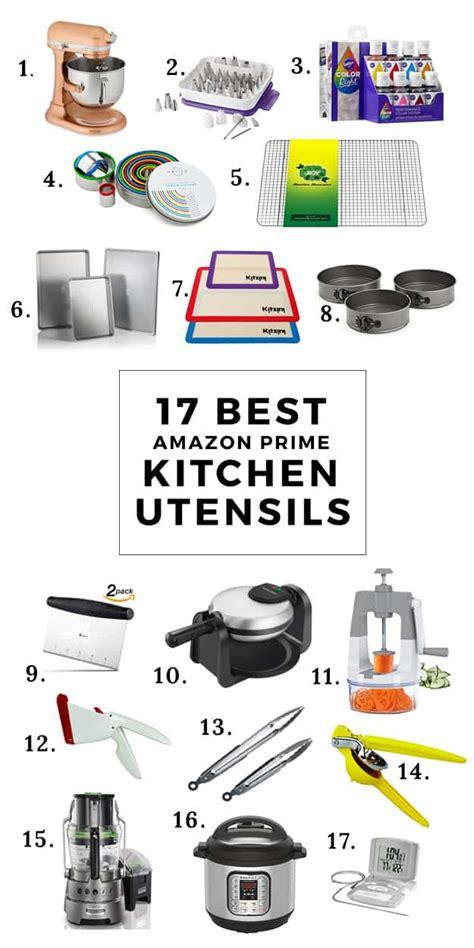 amazon prime kitchen utensils  equipment