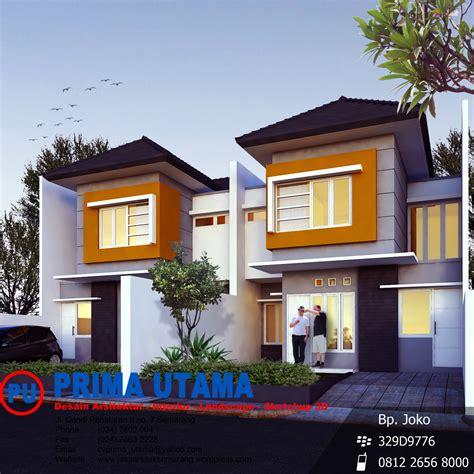 desain rumah minimalis etnik jawa desain rumah
