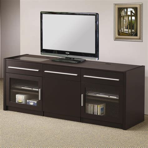 modern contemporary living room ideas tv stands contemporary tv console with mobile