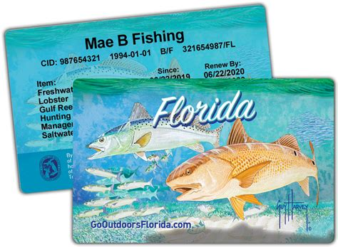 license card hard credit fish hunt fl packages charge include