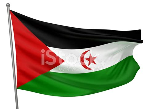 Western Sahara (sahrawi Arab Democratic Republic) National