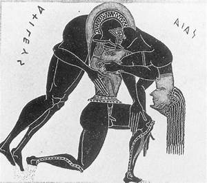 Mythology Research Project (Ajax) | Publish with Glogster!