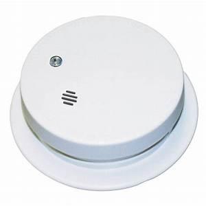 Kidde Battery Operated Smoke Detector With Ionization