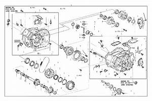 2005 Toyota Prius Motor Assembly  Hybrid Vehicle