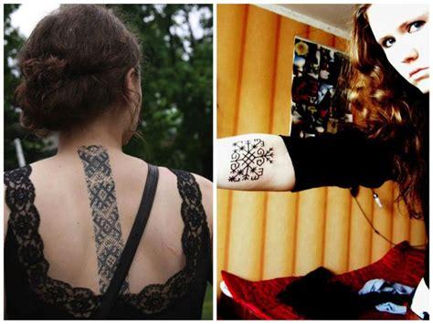 55 latvieši un viņu latviskie tetovējumi. Labas idejas ...