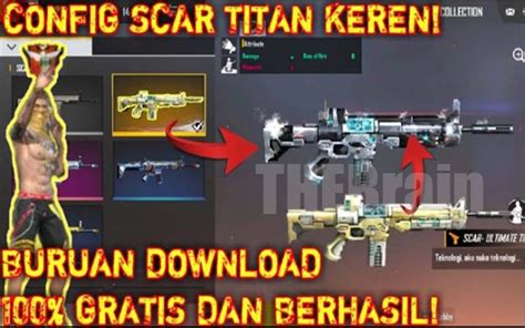Maybe you would like to learn more about one of these? Cara Download Config FF Scar Titan Legendaris Gratis Terbaru