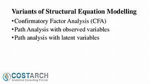 Structural Equation Modelling (SEM) Part 2