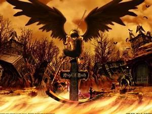 angel of death - Anime Angels Wallpaper (7368849) - Fanpop