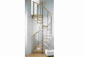 Escalier En Colimaçon : escalier colimacon en kit pas cher ~ Mglfilm.com Idées de Décoration