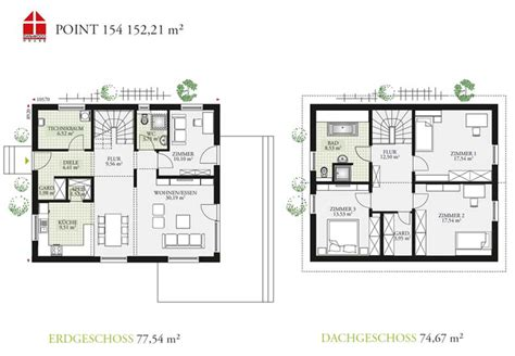 Danwood Haus Point 157a by Ks Hausbau Hilzingen Point 154