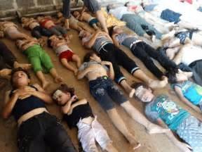 シリア:Syria attack that killed hundreds would be worst use of nerve gas since Saddam Hussein ...