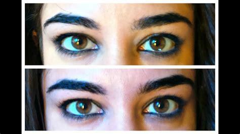 henna  eyebrows tutorial  review delia color cream