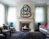 living room mirrors How to decorate your living room with black mirrors | Home ...