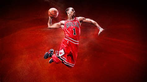 Derrick Rose Wallpapers  Basketball Wallpapers At