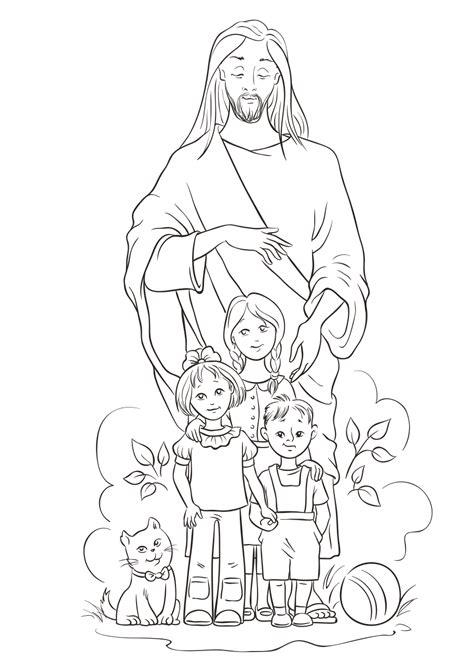 Kleurplaat Lazarus Leeft by Christelijke Kleurplaten Voor Kinderen