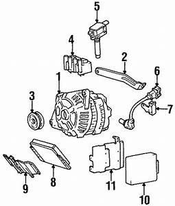 Camshaft Position Sensor Hyundai Accent