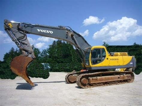 Volvo Ec 460 Crawler Excavator From Germany For Sale At
